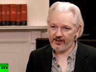 """Ассанж рассматривает предложение Сената США выступить по """"вмешательству РФ"""""""
