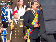 Президента Венесуэлы попытались взорвать прямо во время выступления