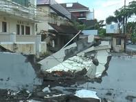 Число жертв землетрясения в Индонезии превысило 100 человек (ФОТО, ВИДЕО)