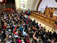 Конституционная ассамблея Венесуэлы легализовала бизнес по обмену валюты