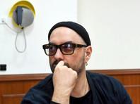 Сидящий под домашним арестом Кирилл Серебренников награжден французским Орденом Искусств и литературы