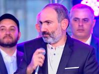 Премьер-министр Армении Пашинян предложил провести конституционный референдум