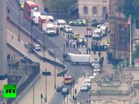 Британская полиция проводит обыски в ходе расследования наезда на людей у парламента