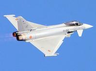 Испанские истребители возобновили полеты над странами Балтии после ошибочного запуска ракеты