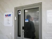 В редакции белорусского информационного портала Tut.by на проспекте Дзержинского второй день продолжается обыск