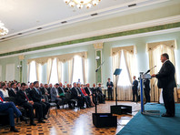 Об этом глава государства сообщил во вторник на встрече с представителями украинского дипломатического корпуса