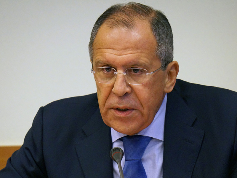 Секретариат ООН тайно запретил подразделениям организации участвовать в восстановлении сирийской экономики, сказал глава МИД РФ Сергей Лавров