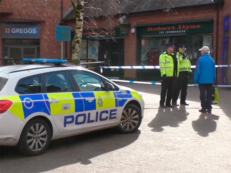 Британская полиция оценила расходы на расследование инцидентов в Солсбери и Эймсбери в 10 млн фунтов