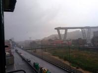 Число жертв обрушения моста в Генуе выросло до 30