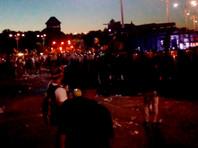 Полиция применила слезоточивый газ против участников акции протеста в Бухаресте. Более 200 пострадавших