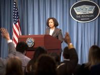 Против пресс-секретаря Пентагона начато расследование из-за жалоб подчиненных