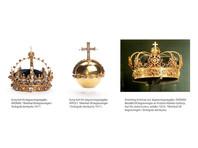 Двое преступников похитили королевские короны 17 века из шведского собора