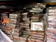 """Полиция в Бельгии изъяла две тонны кокаина с логотипом """"Единой России"""""""
