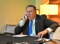 Госсекретарь  Помпео несколько раз  посылал в КНДР конкретные предложение по денуклеаризации