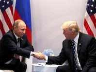 Спецслужбы США посчитали встречу Путина и Трампа удачной для России
