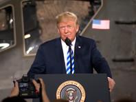Трамп назвал пошлины на сталь спасением для промышленности США
