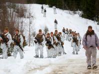 США удваивают численность своих войск в Норвегии, чтобы тренировать их в зимних условиях