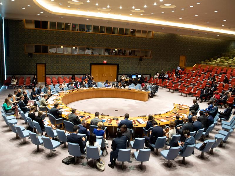 """Россия заблокировала в СБ ООН заявку США по расширению санкций против КНДР"""" />"""