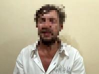 """В сообщении размещен видеоролик, где трое неназванных мужчин со скрытыми мозаичной графикой лицами рассказывают, как действовали по заданию """"российских агентов"""""""