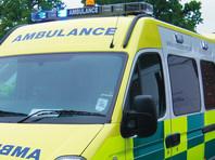 В Англии опрокинулся автобус: более 40 пострадавших, включая детей
