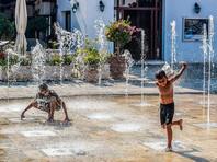 Температура воздуха в некоторых частях Испании и Португалии может достичь в субботу, 4 августа, рекордно высокой отметки от 44 до 50 градусов выше ноля по Цельсию