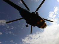 Вертолет Ми-8 с российскими альпинистами совершил жесткую посадку в горах Памира