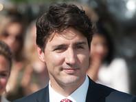 Премьер-министр Канады объявил об участии в парламентских выборах
