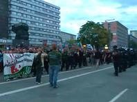 В Хемнице после убийства немца начались антимигрантские беспорядки