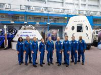 Названы астронавты, которые первыми совершат полеты на кораблях  Starliner и Dragon