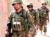 По сведениям телеканала, среди жертв - 90 афганских военных и 13 мирных жителей. Среди пострадавших - 43 военнослужащих и 90 человек из числа гражданского населения