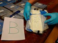 В Аргентине сожгли 389 кг кокаина, найденного в школе при российском посольстве (ВИДЕО)