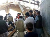 48 человек погибли во время теракта в Кабуле (ФОТО)