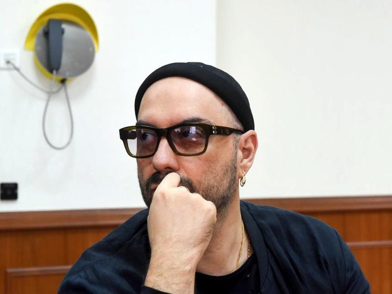 Российский режиссер Кирилл Серебренников, которому 18 июля суд в Москве продлил домашний арест до 22 августа, стал командором французского Ордена Искусств и литературы