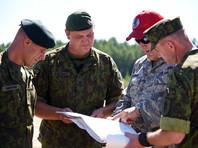 Литва строит на деньги США военный полигон в 60 километрах от границы России