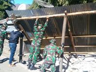 Землетрясение в Индонезии: погибли почти 100 человек, ранены более 200 (ФОТО, ВИДЕО)