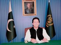 """Новый глава правительства Пакистана призвал Индию """"начать диалог и решить все спорные вопросы"""""""