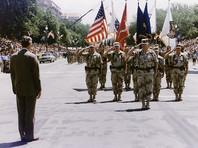 Военный парад в США перенесли на 2019 год