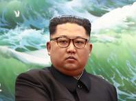 """Ранее Путин пригласил Ким Чен Ына посетить с визитом Россию. По его словам, лидер КНДР мог бы приехать на Восточный экономический форум, который пройдет в сентябре во Владивостоке, либо это """"можно сделать и отдельно"""""""