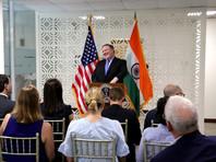 """Госсекретарь США Майкл Помпео открестился от авторства статьи о """"движении сопротивления"""" в Белом доме"""