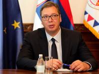Президент Сербии не стал отменять поездку в Косово, несмотря на угрозы Приштины