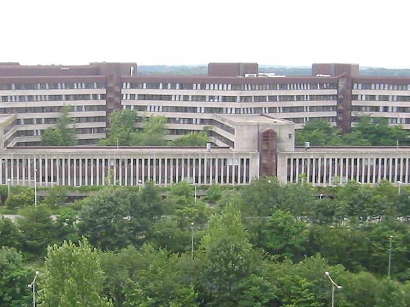 Федеральная служба защиты конституции Германии, штаб-квартира ведомства в Кельне