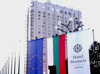 """Спецслужбы РФ установили """"прослушку"""" в пятизвездочном отеле в Софии, шпионя за руководителями Евросоюза"""