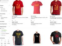 Бывшие советские республики требуют от Walmart запретить продажу одежды в США с символикой СССР - под серпом и молотом был террор