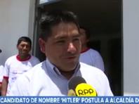 Ленин потребовал снять с предвыборной гонки кандидата Гитлера - ему нельзя быть мэром города в Перу, так как слишком далеко живет