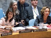 Постпред США в ООН обвинила Россию, Иран и Асада в нежелании политического урегулирования в Сирии