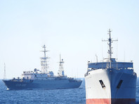 Украина обвинила Россию в создании опасных инцидентов с кораблями в Керченском проливе