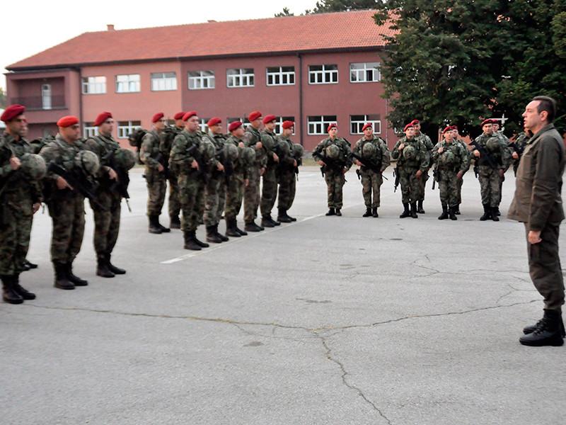 """В Косово обострилась ситуация из-за 15-минутного визита косовского лидера в приграничный с Сербией район"""" />"""