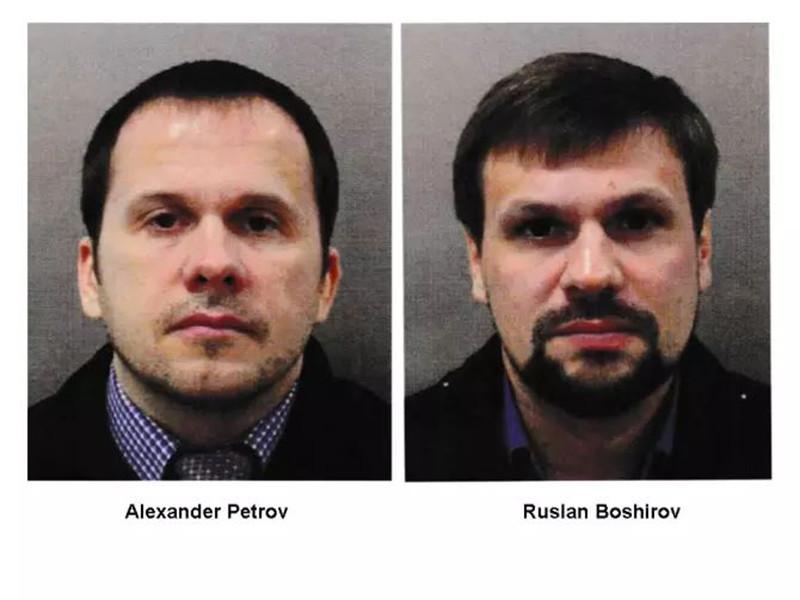 """СМИ: Петрова и Боширова подозревают в попытке атаки на лабораторию в Шпице"""" />"""