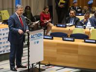 Порошенко ошибся дверью и заглянул в переговорную Лаврова в ООН