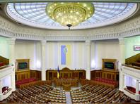Украина подготовила на осень 2018 года около 20 ударов по России - законопроекты, вводящие ограничения и запреты, касающиеся РФ